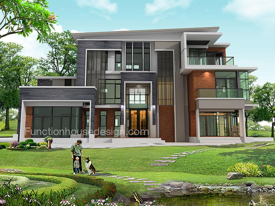 ออกแบบบ้านสวย 03